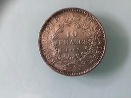 FRANCE — 10 Francs 1967 - K. 10 Francs