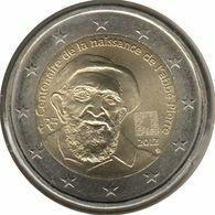 FR20012.2 - FRANCE - 2 Euros Commémo. Abbé Pierre - 2012 - Francia