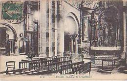 Lescar    1226       Intérieur De La Cathédrale - Lescar