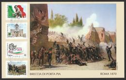 ITALIA 2020 150° Anniversario Breccia Di Porta Pia Usato - 2011-...: Used