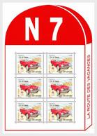 France 2020 - 204 Cabriolet - Mini-feuilles - Nuovi