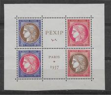 France N°348/351 - Neuf * Avec Charnière - TB - Nuevos