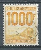 France Timbres Pour Colis Postaux YT N°26 Oblitéré ° - France