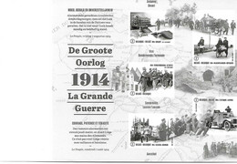 Grande Guerre - Foglietti Bianchi & Neri