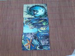 3 Phonecard South Africa Used - Sudafrica