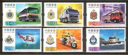 HONG-KONG N°1287/1292** - COTE 6.50 € - Unused Stamps