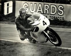1965 MALLORY PARK COOPER  20*15Cm Motocross Course De Motos MOTORCYCLE - Sport