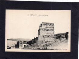 95760    Gibilterra,  Gibraltar,  Moorish  Castle,  NV - Gibilterra