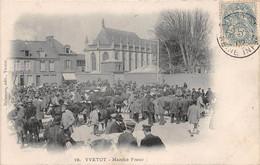 YVETOT - Marché Franc - Yvetot