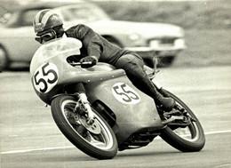SNETTERTON 1968 500CC NORTON REX BUTCHER  20*15Cm Motocross Course De Motos MOTORCYCLE - Sport