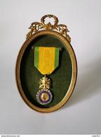 Médaille Valeur Et Discipline Troisième République 1870 - France