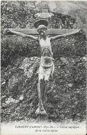 CORBERE D'AMONT - Christ Espagnol De La Vieille église - Altri Comuni