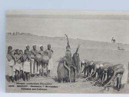 CPA - Soudan - Danseurs Miniankas - Sudan