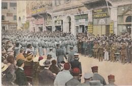 N°4830 R -cpa Salonique -place De La Liberté -concert- - Aarlen