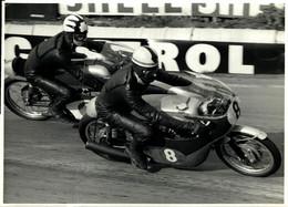 CRACK SEE SCAN  20*15Cm Motocross Course De Motos MOTORCYCLE - Sport