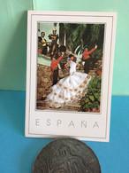 Espagne > Costume( Circulé) - Spagna