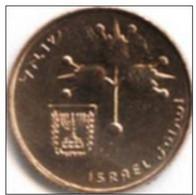 ISRAEL -  10 Agorot 1980 - Israele