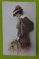 Kiralyhaza 1913 - Ugocsa VM - A GIRL - Ungheria