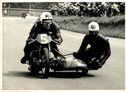 20*15Cm Motocross Course De Motos MOTORCYCLE - Sport