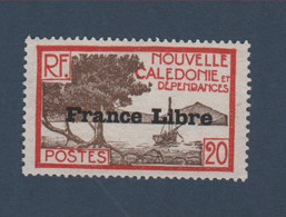 Timbre Nouvelle-Calédonie 20 C N° 202 Gomme Charnière - Nuovi