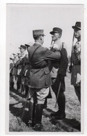 Photo Originale Prise Par 1 Légionnaire Légion Etrangère WWII Guerre Du Levant LIBAN SYRIE Remise Décorations - Guerre, Militaire
