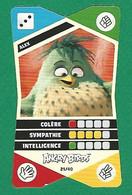 COLLECTOR  2020 ANGRY BIRDS 21 / 40  ALEX   CORA - Sammelkartenspiele (TCG, CCG)