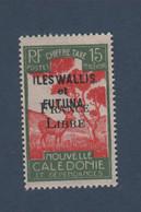 Wallis Et Futuna Taxe N° 28 Neuf ** - Postage Due