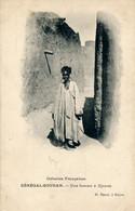 SENEGAL-SOUDAN - Une Femme à Djenné - Malí