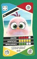 VARIÉTÉS COLLECTOR  2020 ANGRY BIRDS 34 / 40  ZOE CORA BAS A GAUCHE DENT DEVANT ET DOS - Sammelkartenspiele (TCG, CCG)