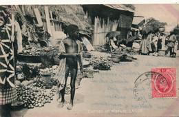 NIGERIA, LAGOS - Corner Of Market - Nigeria