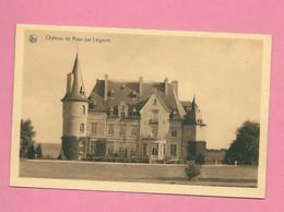 C.P. Reux Conneux  =  Château - Ciney
