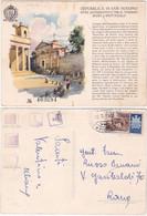 REPUBBLICA DI SAN MARINO - VIAGG. 1956 -3059- - San Marino