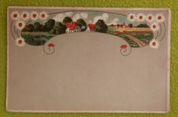 Erika - Nr 3662 - 3 Dessing - Landau Geza - Künstlerkarten