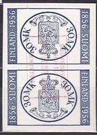 FI095 – FINLAND – 1956 – PHILATELIC EXHIBITION – SC 341a USED 13,50 € - Finlande
