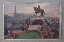 Budapest 1916, Andrássy Szobor , Monument - Ungheria