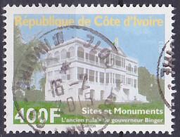 Timbre Oblitéré N° 1260(Yvert) Côte D'Ivoire 2013 - Sites Et Monuments - Costa D'Avorio (1960-...)