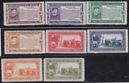 San Marino    .    Yvert  .    168/175   (2 Scans)      .   **   .   Neuf SANS Charnière .   /   .  MNH - Unused Stamps