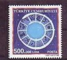 2003 TURKEY ZODIAC MNH ** - 1921-... République