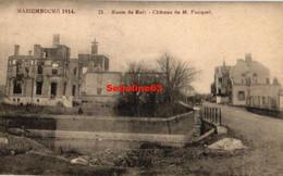 Mariembourg - Route De Roly - Chateau De M.Focquet - Autres
