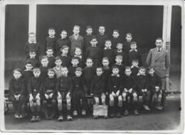 Blanzy (71) Photo De Classe 1932 - Fotografía
