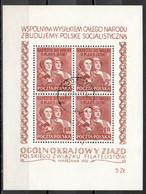 POLOGNE 1951 O - Used Stamps