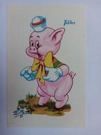 Walt Disney - Chocolats Tobler - Cochon. - Altri