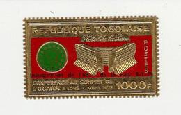 TOGO-N° 842** - INAUGURATION DE L'HÔTEL DE LA PAIX - Togo (1960-...)