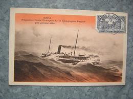 PAQUEBOT - ABDA - Passagiersschepen