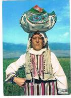 CPA. Béograd. Type De Paysanne.      Pub Au Dos. (AA2.22) - Jugoslavia