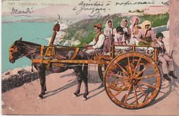 N°4832 R -cpa Taormina -Caretta Siciliana- - Otras Ciudades