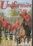 GAZETTE DES UNIFORMES N 156 Année 1995 - Français