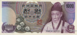 South-Korea 1000 Won (P44) 1975-UNC- - Corea Del Sud