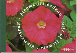 Pays-Bas Netherlands 2007 Carnets Prestige Booklet Fleurs Flowers MNH ** - Libretti