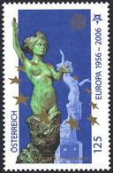 Europa 1956-2006 - Austria 2006 Year - Stamp MNH ** - 2006